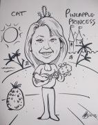 Pineapple Princess