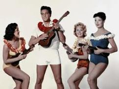 Elvis group ukes