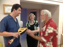 Yes, I have met Jim Beloff and Liz Beloff!