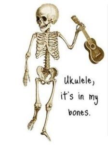Ukulele It's in My Bones