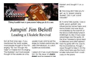 Uke Jim Beloff