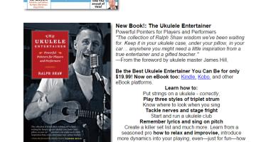 Ralph's Book on website