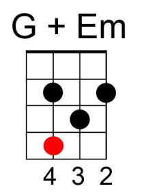 G to Em