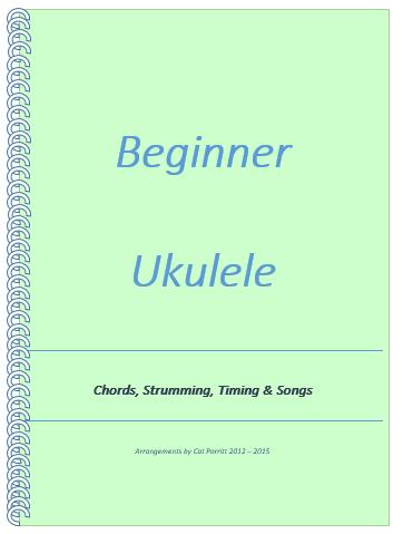Begin Uke Book Cover