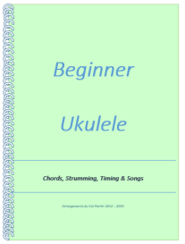 Begin Uke Book Cover